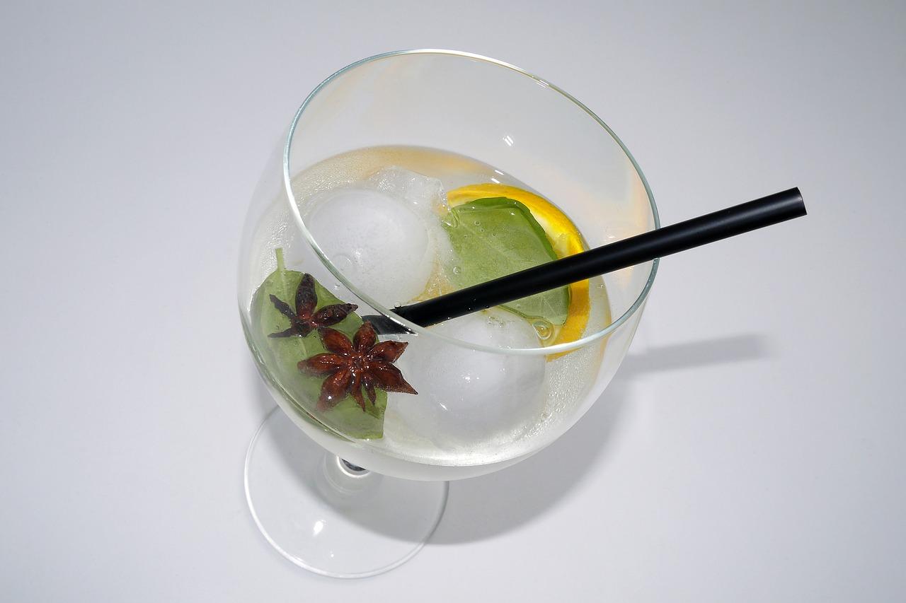drink gin